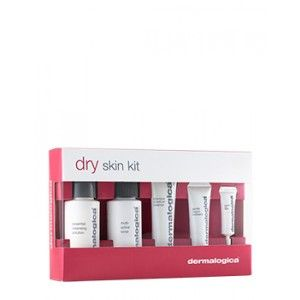 Buy Dermalogica Dry Skin Kit - Nykaa