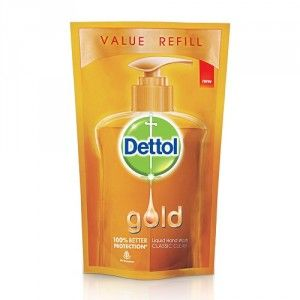 Buy Dettol Gold Liquid Classic Clean Hand Wash - Nykaa