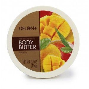 Buy Delon Intense Moisturizing Mango Body Butter - Nykaa