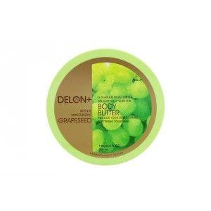 Buy Delon Intense Moisturizing Grapeseed Body Butter - Nykaa