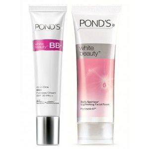 Buy Ponds White Beauty Face Combo - Nykaa