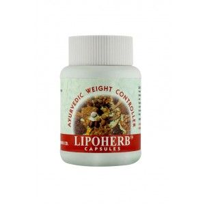 Buy Dr. Vaidya's Lipoherb Weight Controller Capsules - Nykaa