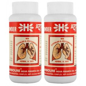 Buy Dr. Vaidya's Swasahar Powder (Pack Of 2) - Nykaa