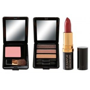 Buy Eleanor Blush+Lipstick+EyeshadowCombo1 - Nykaa