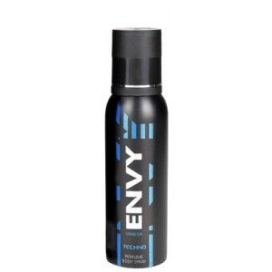 Buy Envy 1000 Techno Deodorant Spray - Nykaa