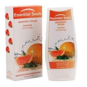 Buy Essential Souls Grape Fruit Splash - Face Wash  - Nykaa