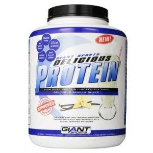 Buy Giant Sports Delicious Protein - Vanilla - Nykaa
