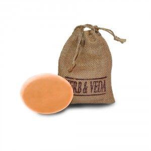 Buy Herb & Veda Bentonite Clay With Vitamin E Soap - Nykaa