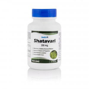 Buy Healthvit Shatavari Powder 250mg (Pack of 2) - Nykaa