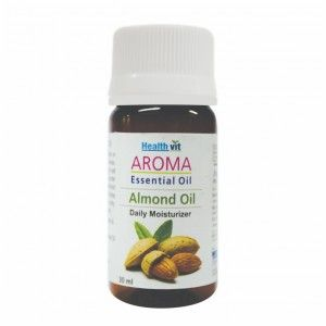 Buy HealthVit Aroma Almond Essential Oil - Nykaa