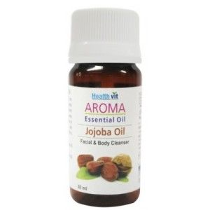 Buy HealthVit Aroma Jojoba Essential Oil - Nykaa