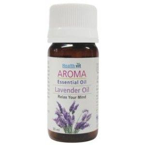 Buy Healthvit Aroma Lavender Essential Oil - Nykaa