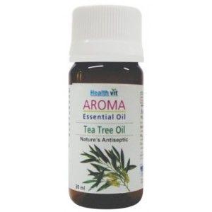Buy HealthVit Aroma Tea Tree Essential Oil - Nykaa