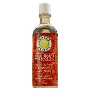 Buy Inatur Regenerative Head & Body Massage Oil - Nykaa