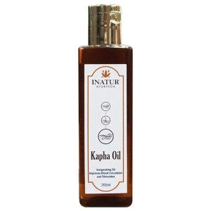 Buy Inatur Kapha (Invigorating) Ayurvedic Oil - Nykaa