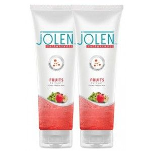 Buy Jolen Fruit Face Wash Twin Pack - Nykaa