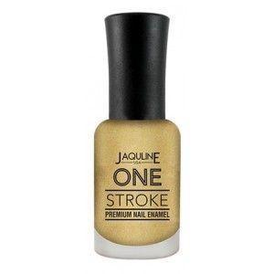 Buy Jaquline USA One Stroke Premium Nail Enamel - Golden Treasure J19 - Nykaa