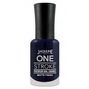 Buy Jaquline USA One Stroke Premium Nail Enamel Matte Finish - Nykaa