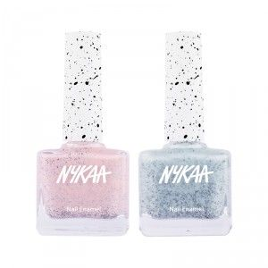 Buy Nykaa Cookie Lover Nail Lacquer Combo - Nykaa