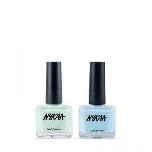 Buy Nykaa Beatin' The Heat Nail Enamel Combo - Nykaa