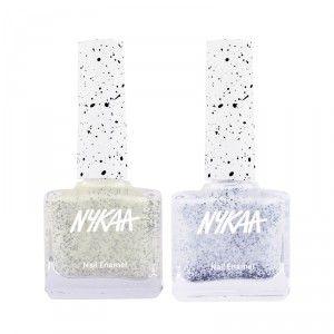 Buy Nykaa Not So Vanilla Nail Lacquer Combo - Nykaa