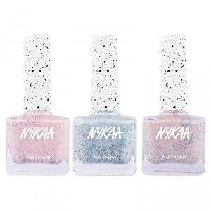 Buy Nykaa Right Kinda Wrong Nail Lacquer Combo - Nykaa