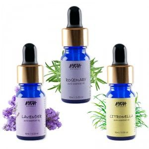 Buy Nykaa Soothing Skin Essential Oil Combo - Nykaa