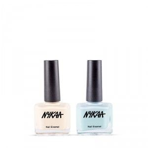 Buy Nykaa Take Me Back Nail Enamel Combo - Nykaa