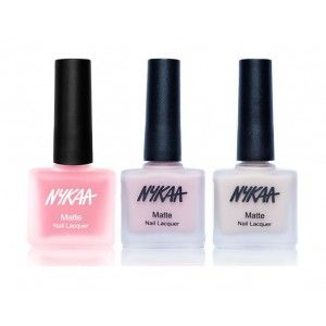 Buy Nykaa The 80's Back Nail Enamel Combo - Nykaa