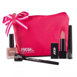Buy Nykaa The Understated Look In A Bag - Nykaa