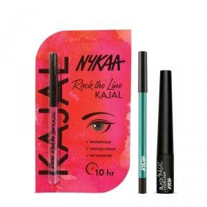 Buy Nykaa Topaz Eyes Combo - Nykaa