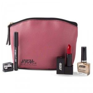 Buy Nykaa Vintage Glam Look In A Bag - Nykaa