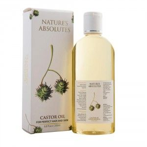 Buy Nature's Absolutes Castor Oil - Nykaa