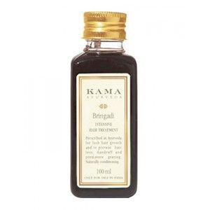 Buy Kama Ayurveda Bringadi Intensive Hair Treatment Oil - Nykaa