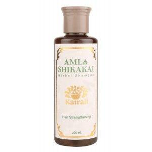Buy Kairali Amla Shikakai Herbal Shampoo - Nykaa