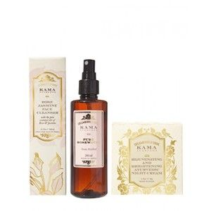 Buy Kama Ayurveda Daily Night Care Regime For Women - Nykaa