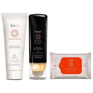 Buy Kaya Makeup Essential Combo(Ivory) - Nykaa