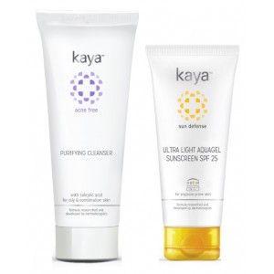 Buy Kaya Combo For Oily Skin - Nykaa