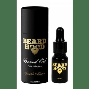 Buy Beardhood Cafe Valentino Beard Oil - Nykaa