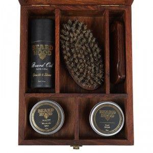 Buy Beardhood Ultimate Grooming Box - Nykaa