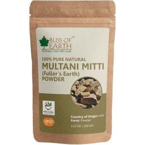 Buy Bliss Of Earth Multani MItti Powder - Nykaa
