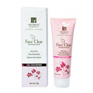 Buy Franklin Herbals Face Clear - Nykaa