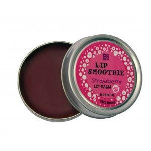 Buy Franklin Herbals Lip Smoothie Strawberry Lip Balm - Nykaa