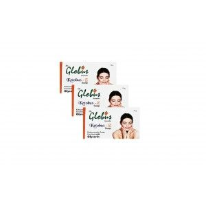Buy Globus Remedies Ketobus - Z Soap (Pack Of 3) - Nykaa