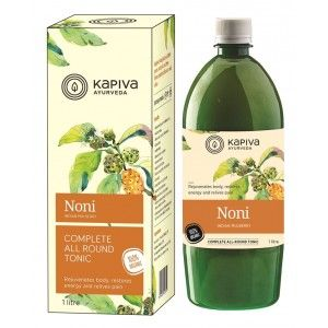 Buy Kapiva Ayurveda Noni Juice A Complete All Round Tonic - Nykaa