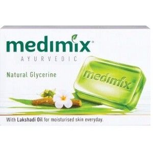 Buy Medimix Ayurvedic Natural Glycerine Soap - Nykaa