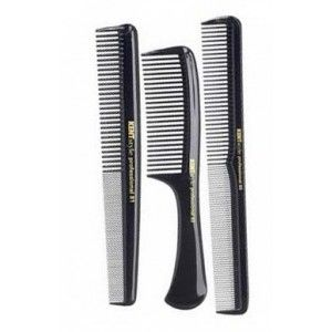 Buy Kent Black Comb 3 Pack Set - Nykaa