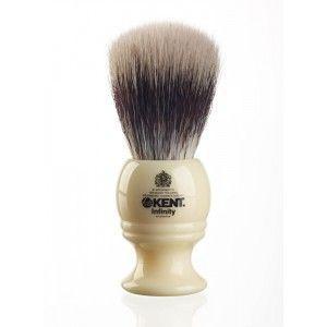 Buy Kent Infinity Silvertex Premium Shaving Brush - Nykaa