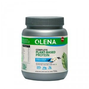Buy Olena Complete Plant Protein Vanilla Bean Naturally Flavored - Nykaa