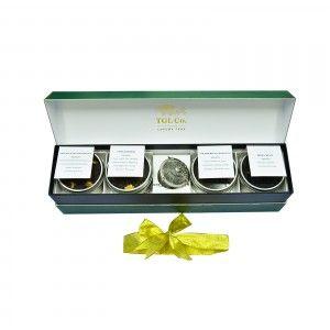 Buy TGL Co. Assorted Aspirations Tea Gift Box - Nykaa